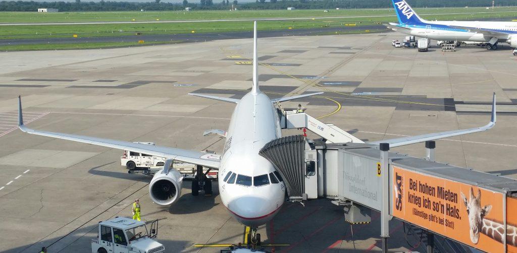 Flug A3841